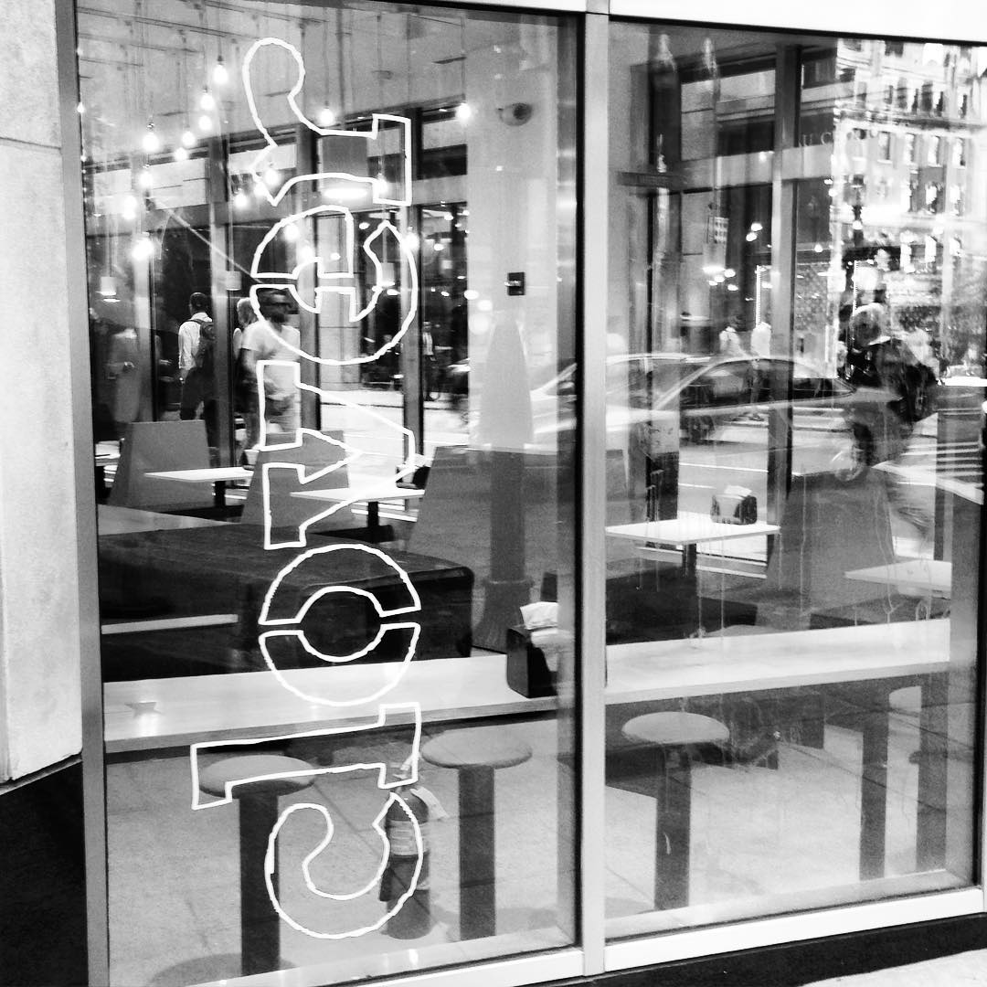 Stoked to be a part of the new @cloverfoodlab_boston in Financial District. Opening very soon. Check out our work on the interior/exterior of their awesome new location. #clover #cloverfoodlab #boston #financialdistrict