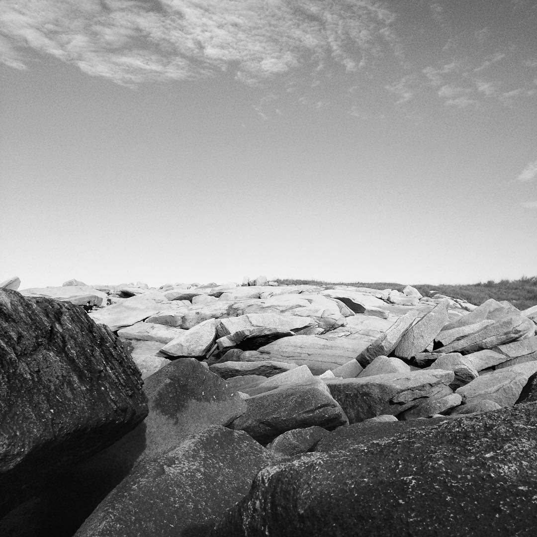 Halibut Point Gloucester. #halibutpoint #capeann #gloucester #ma #quarry #granite #massachusetts