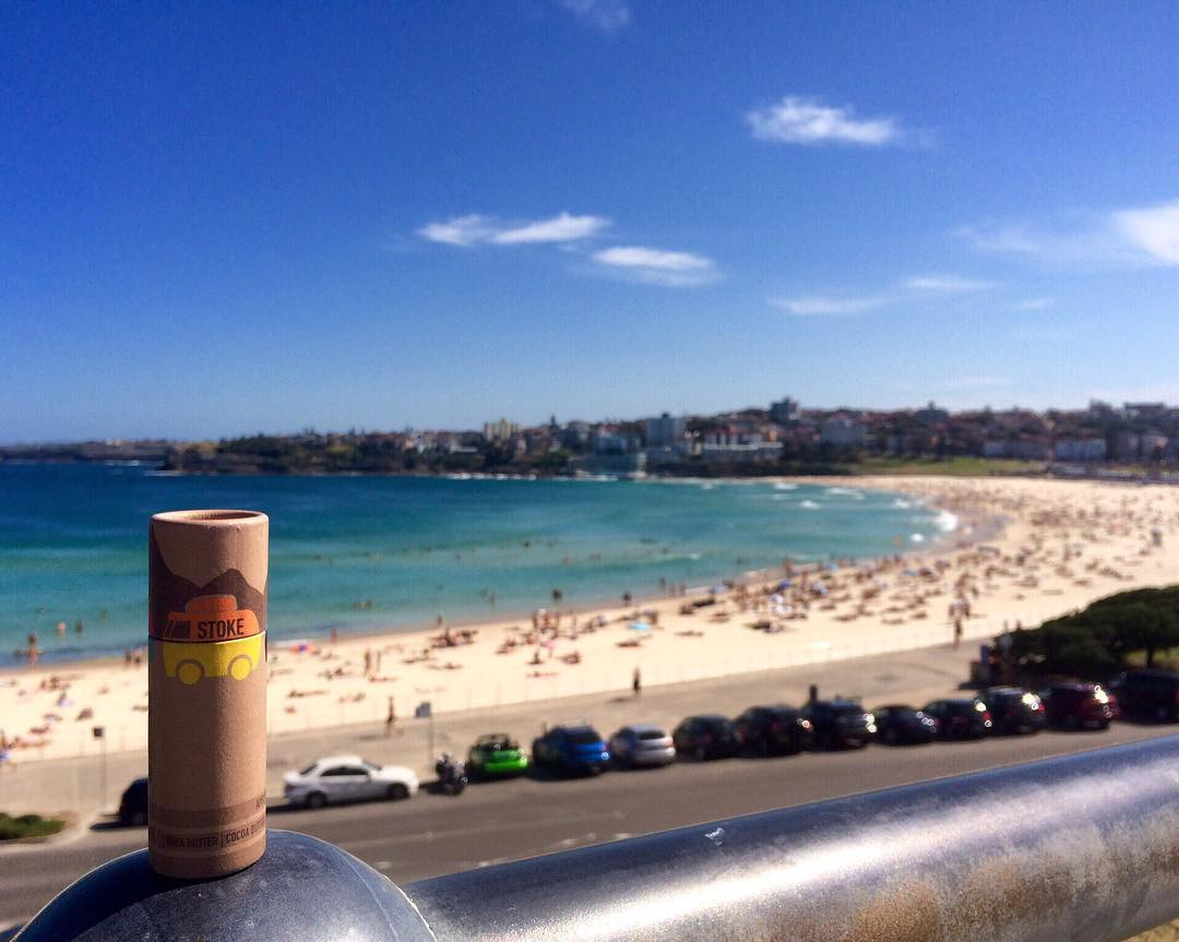 Cheers to the mates! Bondi Beach, Australia