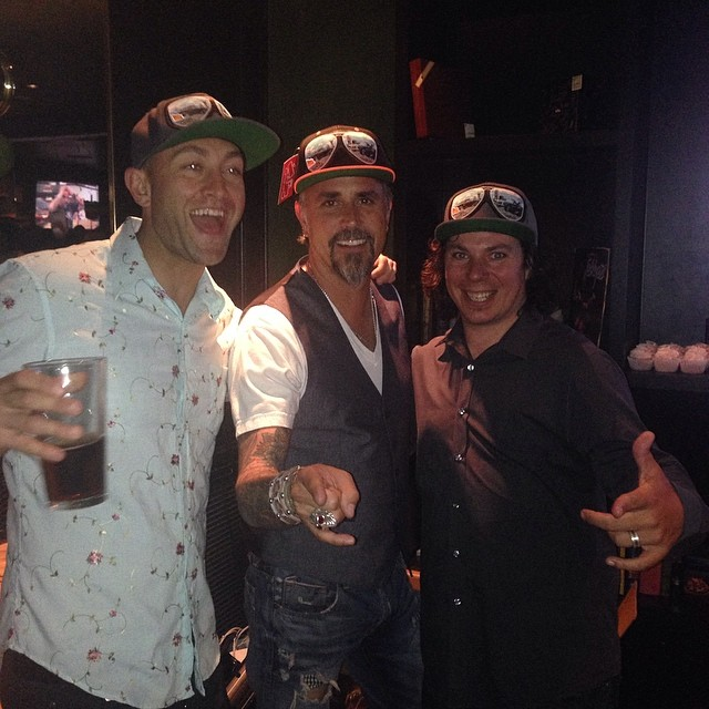 Three epic people | @gasmonkeygarage @bigtruckbrand @hi5sfoundation | #texasisawesome #fastnloud
