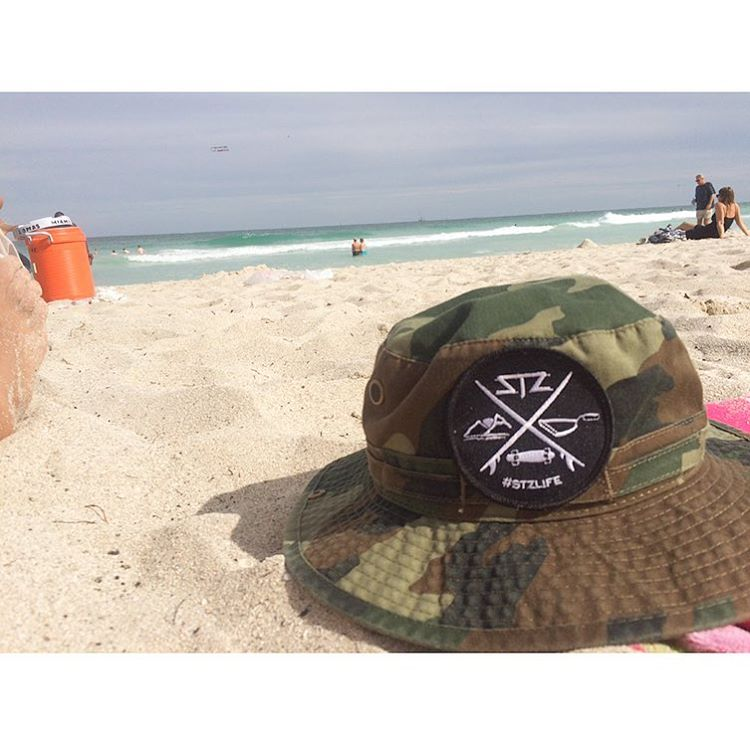 BUCKET HAT BEACH VIBES | ☀️