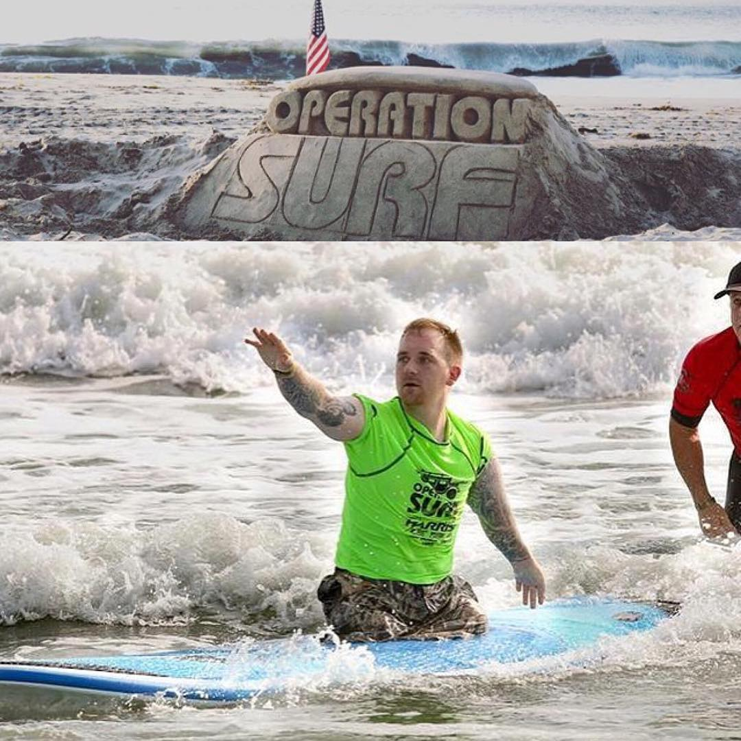 As we #Remember those veterans today that gave their lives , we can't forget seeing the film #Resurfacing (at the recent BlueMind6 conference), which showcased the amazing work of @operationsurf ~ who are using the power of surfing to give our #Wounded...
