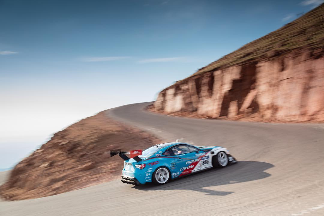 Days above the clouds at Pikes Peak! @ppihc1916