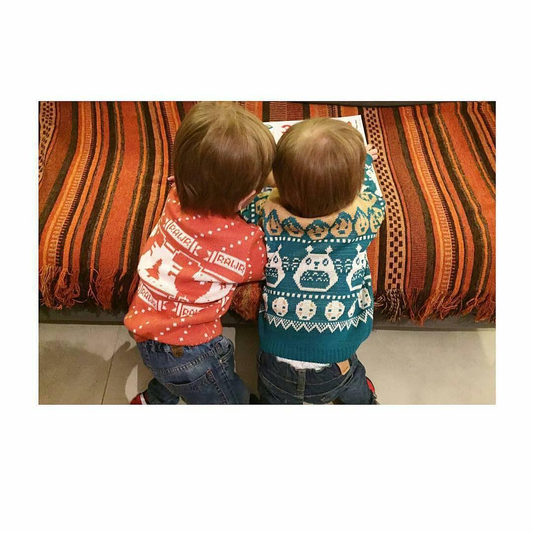 Volvieron los Mini Sweaters! (