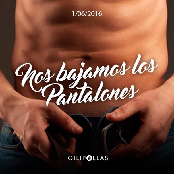Este día del padre, nos bajamos los pantalones. Bajamos todos los precios!! se va al #OGT :o entra en www.gilipollas.com.ar  #NosBajamosLosPantalones  #DíaDelPadre #FathersDay #PapaCool #Underwear