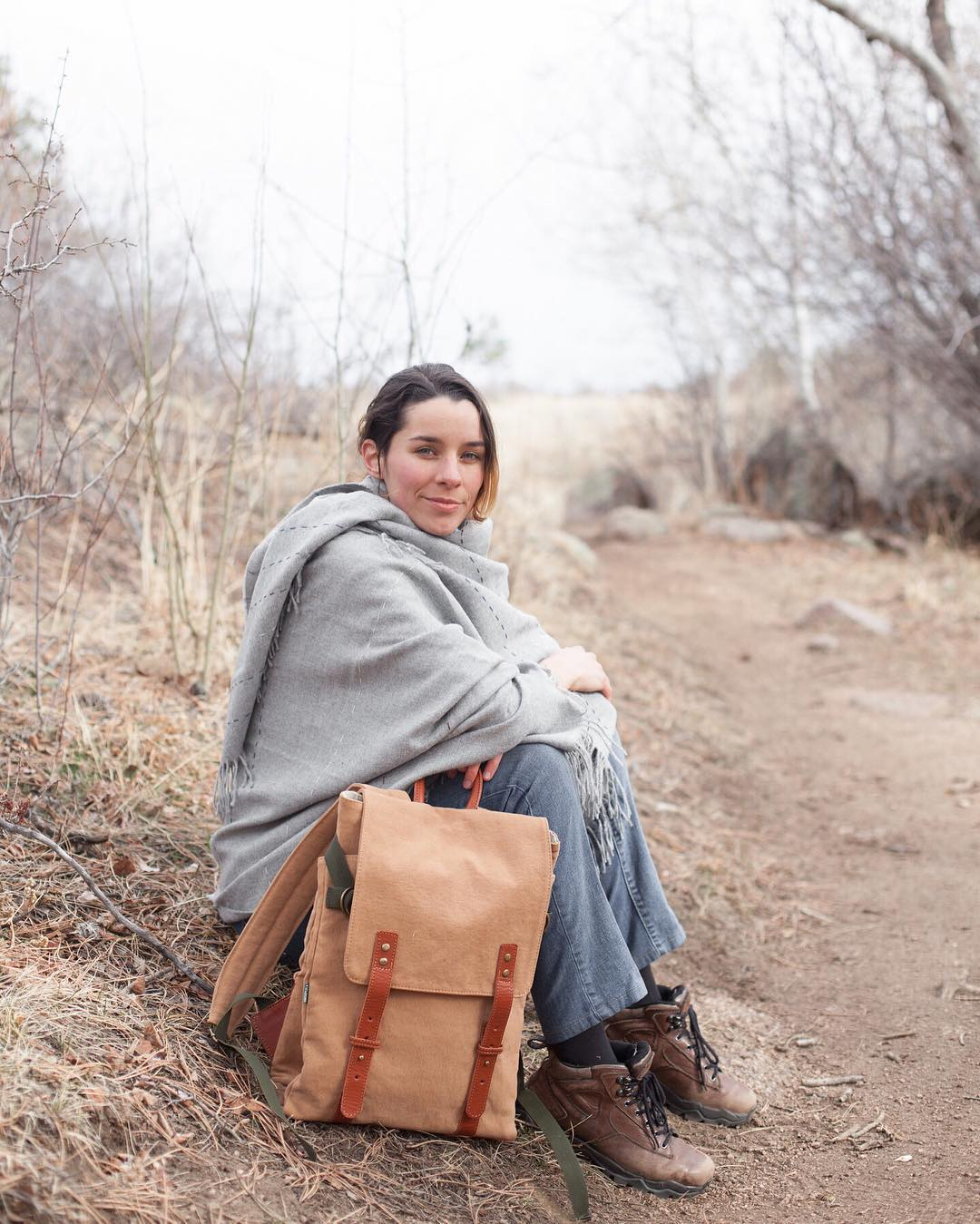 Weekend vibes  Feat @jimenapeck + Proa Camel Backpack  www.tinchoandlola.com