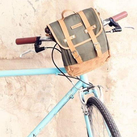 Bolso Handelbar Ideal para bici