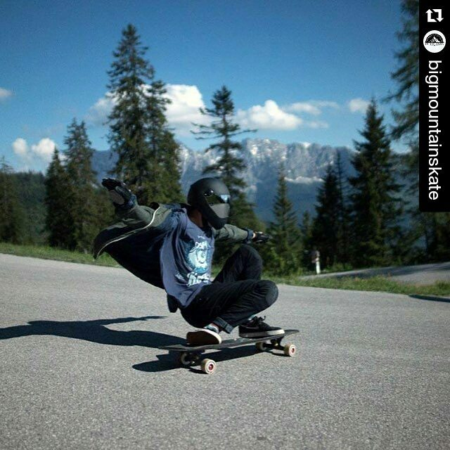 #Repost @bigmountainskate Alpenrauschen was such a blast! Happy skaters have went home to their respective countries all over Europe. With the first of five events in their series this season finished get ready for the others and sign up on their...