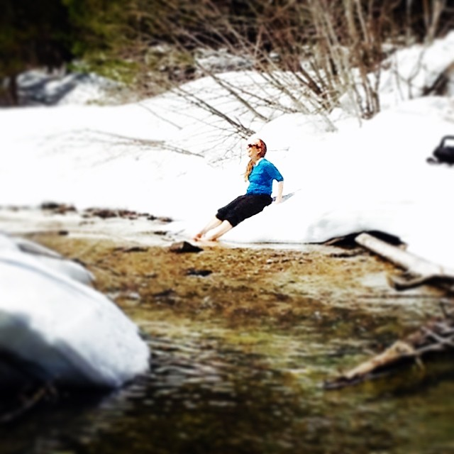 Happy adventure seeking. #happyfriday #tgif #shejumps #gettingrad #getoutside #fun