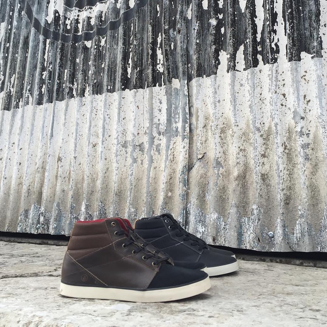Grimm Mid. #volcomfootwear #AW16 #truetothis