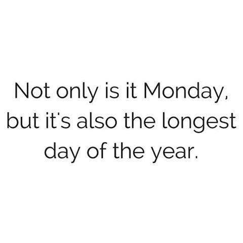 It's the longest #monday of #2016 #summer #solstice #findthesun #waveborn