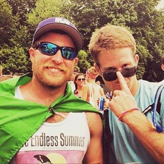 #tbt to #firefly #music #festival #2012 with @icecoldravioli rocking the #original #Waveborn #marina #sunglasses #endlesssummer @endlesssummeroc #givesight