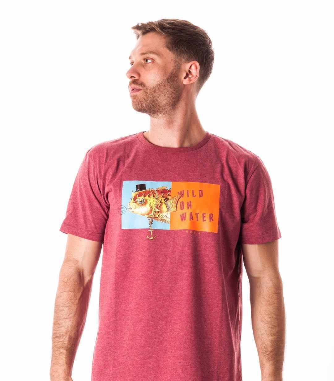 T-shirt #fish  Coleccion #invierno  #wowislife