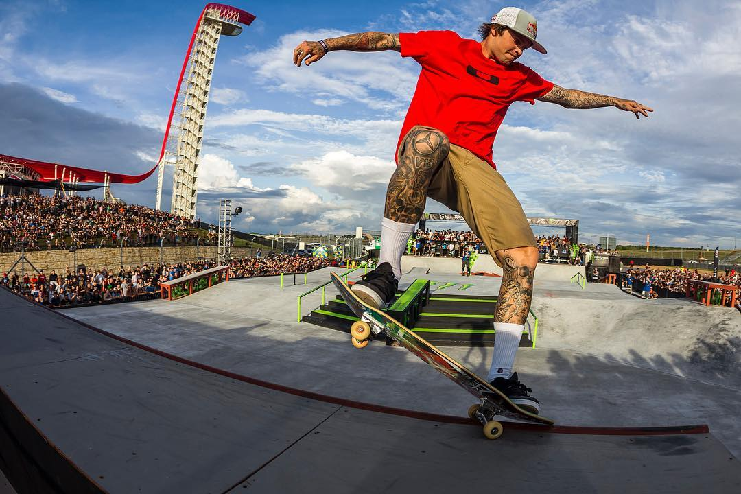 Our World of #XGames Best of Austin Show will air tomorrow at 3 pm ET/1 pm PT on ABC! (