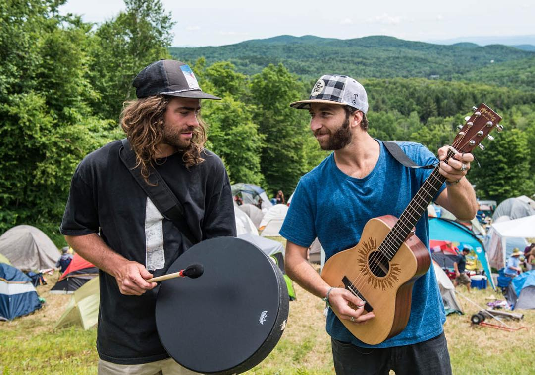 Two-time #XGames gold medalist @TravelinDan's @FrendlyGathering music festival is goin' down today through Sunday in Vermont!