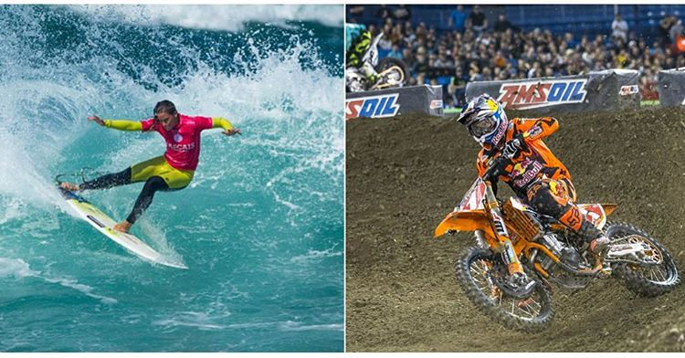 @CourtneyConlogue and @RyanDungey will be featured in the 2016 @ESPN #BodyIssue!