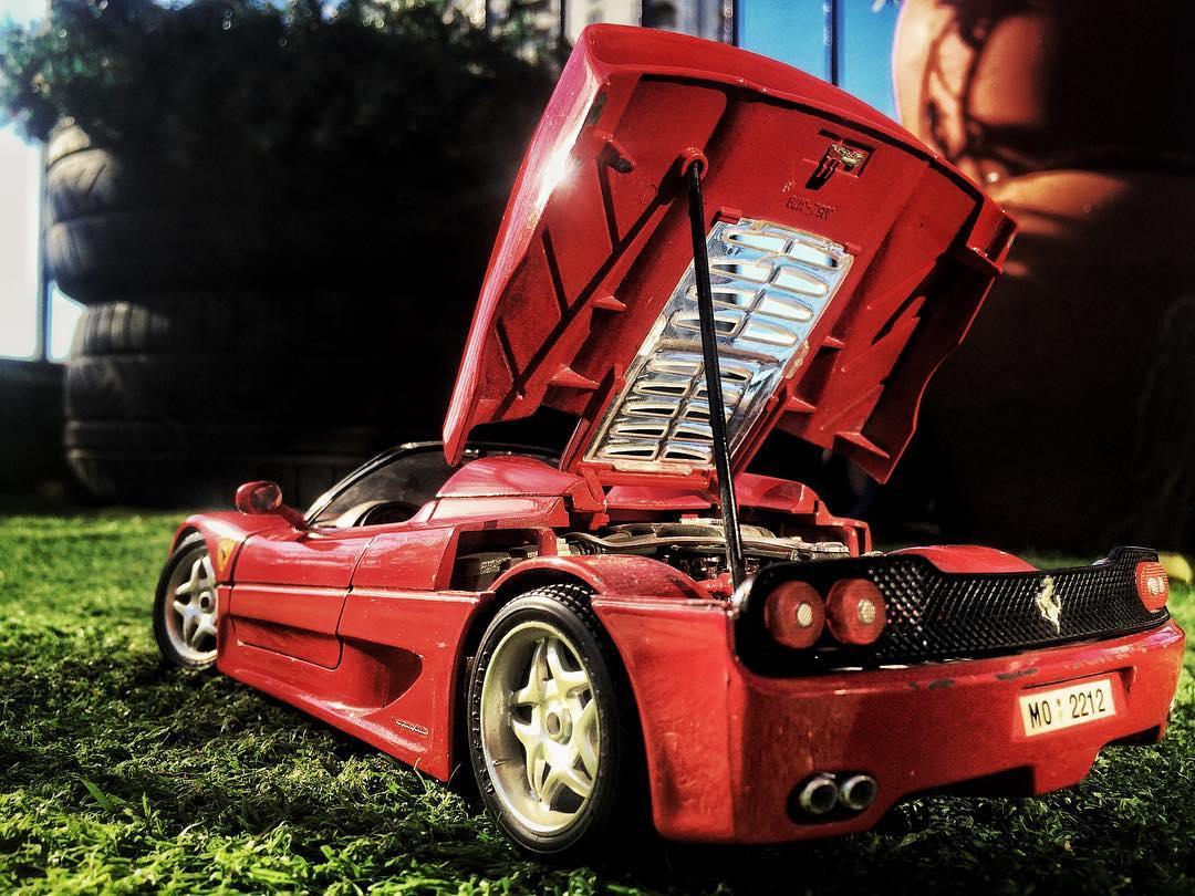 #Ferrari #F50