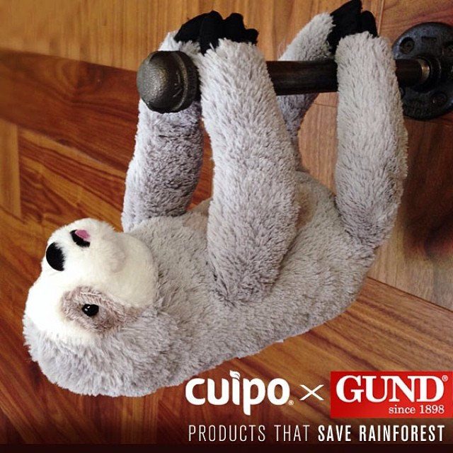 NEW CUIPO GUND PLUSH TOYS!!! http://shop.gund.com/c/cuipo #cuipo #saverainforest #gund