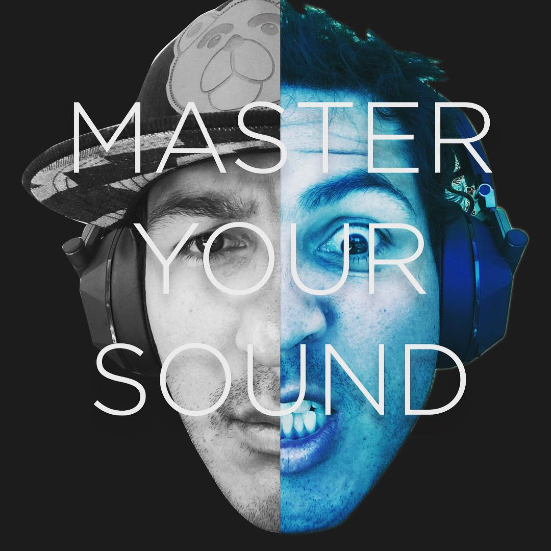 Sometimes you just gotta man up and MASTER YOUR SOUND. #tgif #hybridaudio #masteryoursound