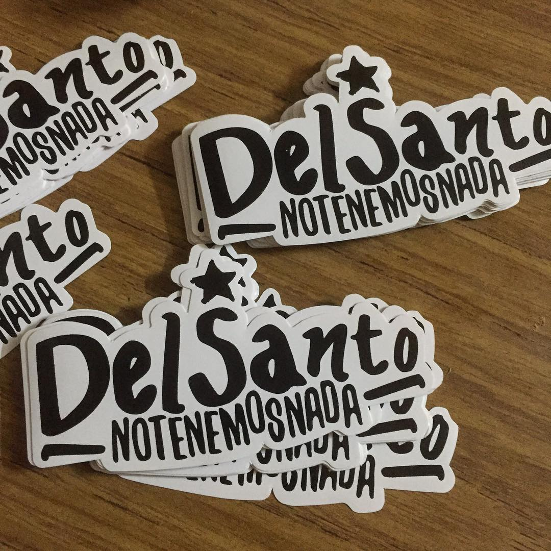 Salio lo nuevo nueva linea delsanto  #bmx #skate #extreme  #brand #clothing