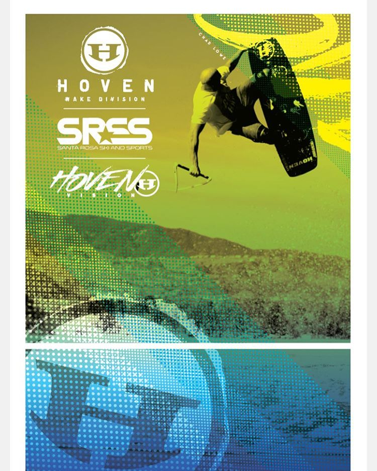 If you're in the Northern California area, head out to Lake Sonoma to meet @hovenvision rider @chad_lowe and hangout with the crew from @srssports.  #wakeboarding #norcal #hovenvision