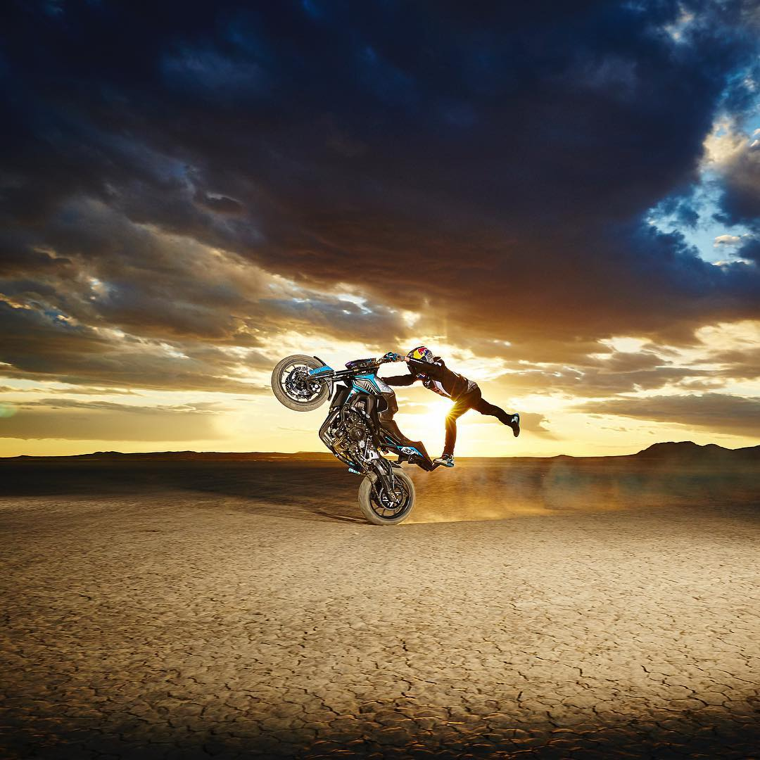 Who's wheelie excited for the weekend?!