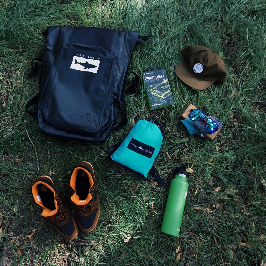 We've teamed up with Goal Zero, HydroFlask, Ridgemont Outfitters, Landshark Dry Goods & Little River Co. for the ultimate giveaway this summer. Sign up (direct link in bio) for your chance to win this prize valued at over $600. The giveaway runs until...