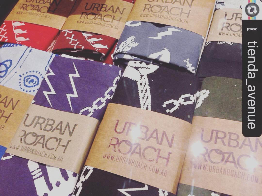 #Reposting @tienda_avenue with @instarepost_app -- Entraron mas bandanas @urban_roach