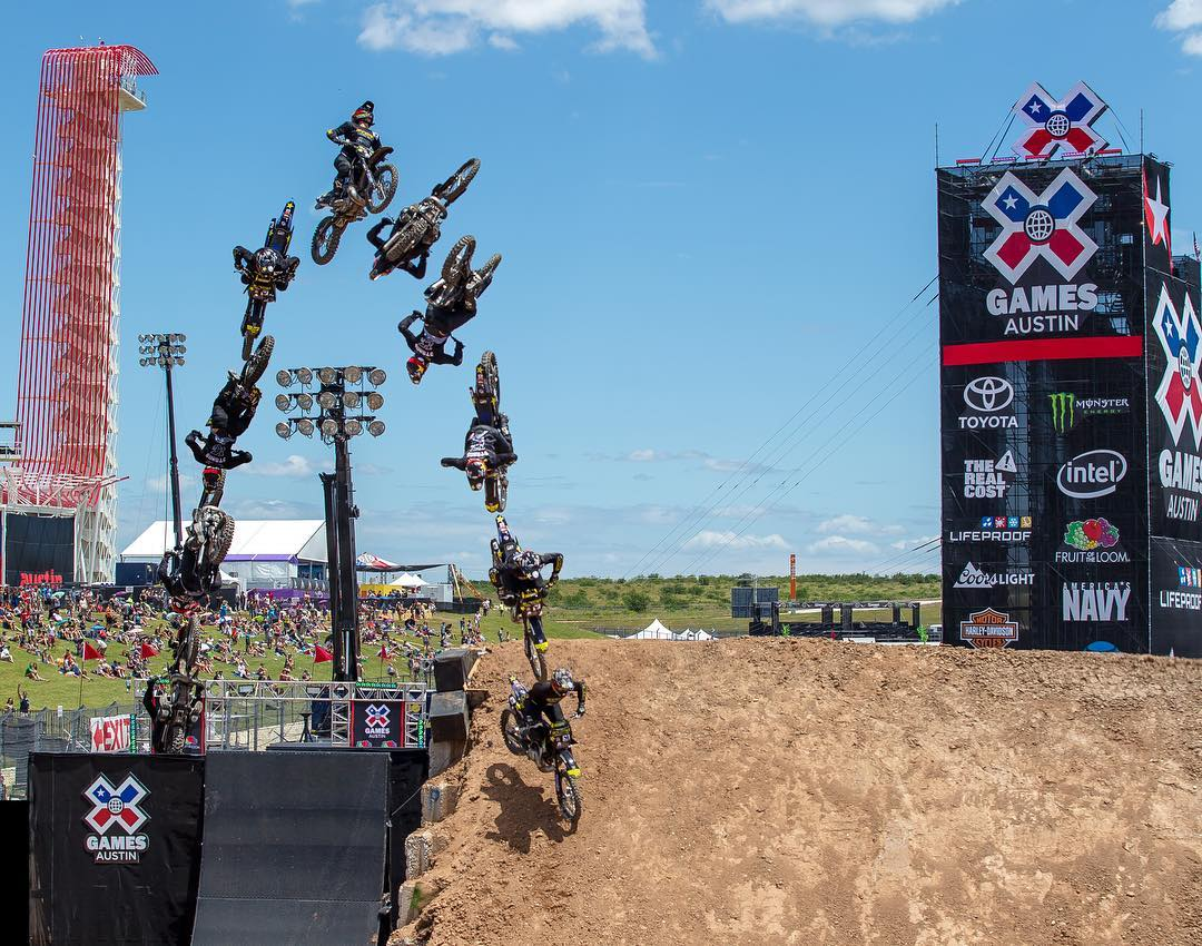 Our World of #XGames Best of Austin Show will air TODAY at 3 pm ET/1 pm PT on ABC! (