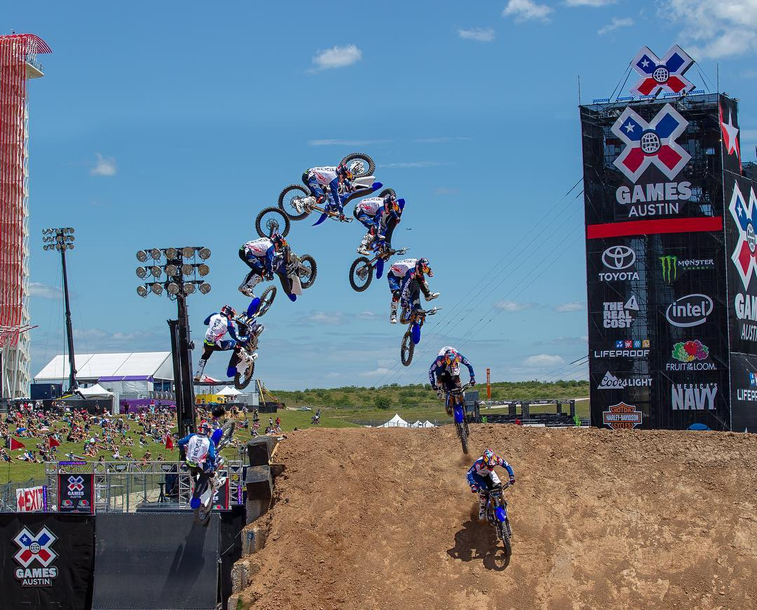 Our World of #XGames Best of Austin Show is coming up at 3 pm ET/1 pm PT on ABC! (