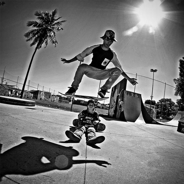 A QIX continua divulgando em suas redes sociais os seis skatistas que marcaram entre 21 e 23 de junho, com a #skateboardminhavida, uma foto da sua sessão no Dia Mundial do Skate. Os escolhidos fiquem ligados que a equipe QIX entrará em contato por...