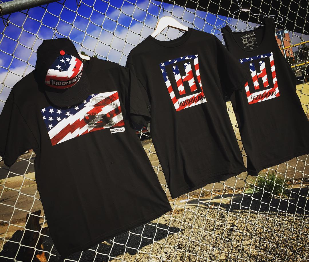 FREE SHIPPING WORLD WIDE on our Stars and Stripes gear! Only on #hooniganDOTcom. #4thofjulyprep