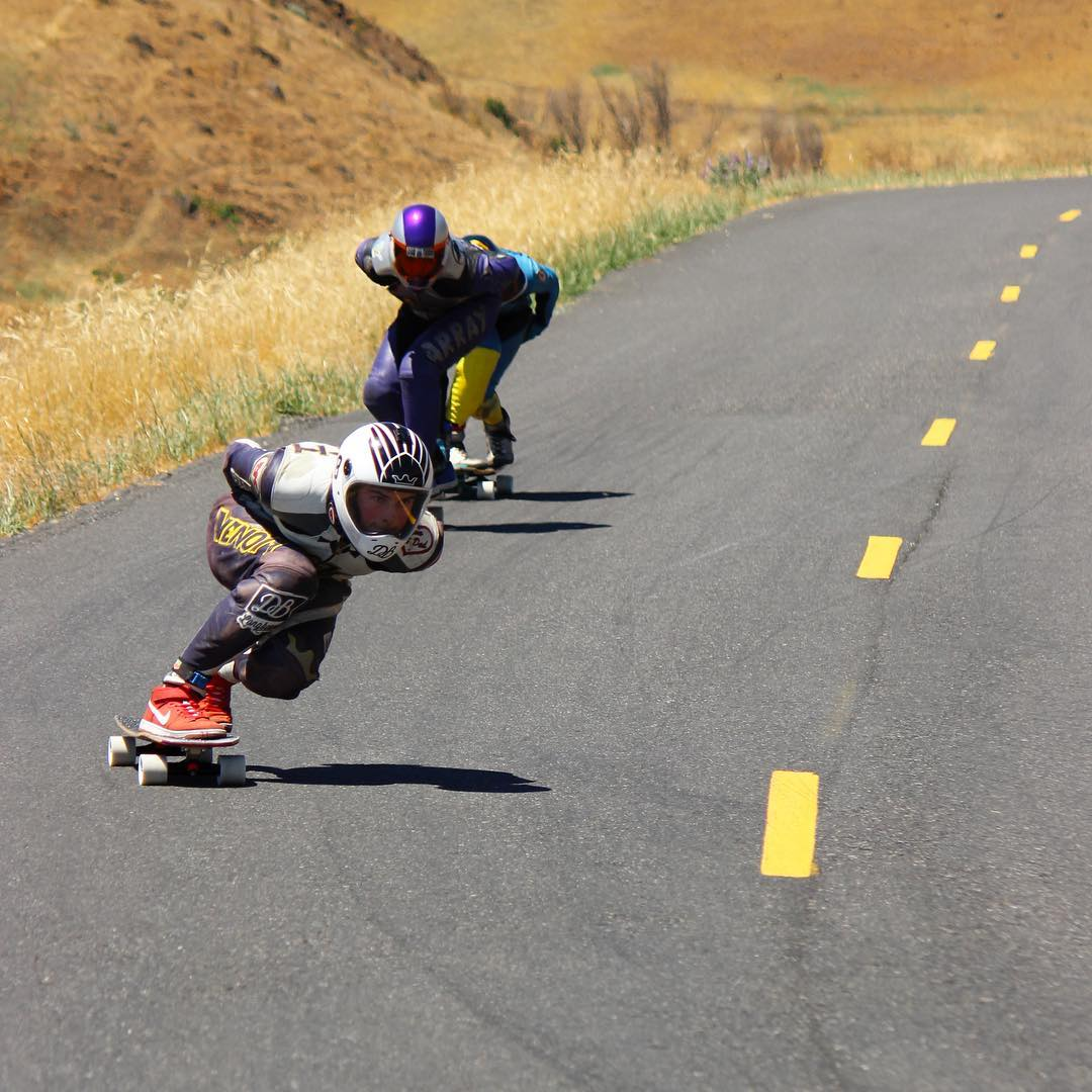 Spencer Smith (@_sb_smith_) mobbing through Maryhill this weekend on the Keystone Ridge. We were stoked to see Spencer made it to the bonus round. Thanks to the @maryhillratz for putting on the event and all that they do for community.