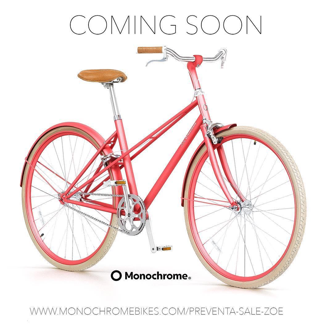 COMING SOON!!! PRE VENTA OFICIAL! IMPERDIBLE!!! ANOTARSE EN ESTE LINK! PARA MAS INFO http://www.monochromebikes.com/preventa-sale-zoe #ilovemymonochrome #monochromebikeshop #monochromebikes #bike #monochromenew #ilovemymonochrome