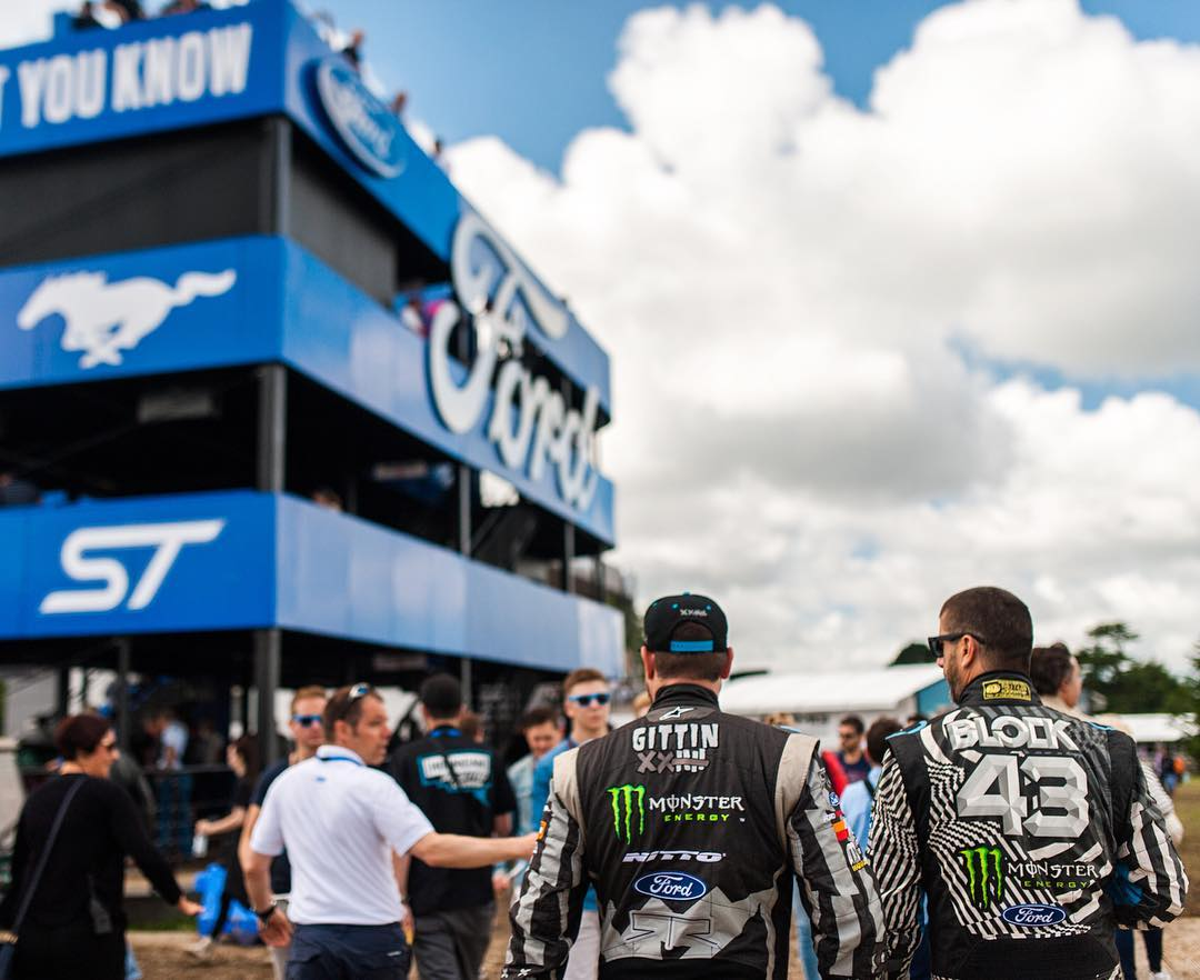 The Goodwood Festival of Speed is always a good time and I'm stoked that I was able to be there this year with my good friend (and fellow@FordPerformance and @MonsterEnergy teammate) @VaughnGittinJr. It was his first year at the festival and it was...