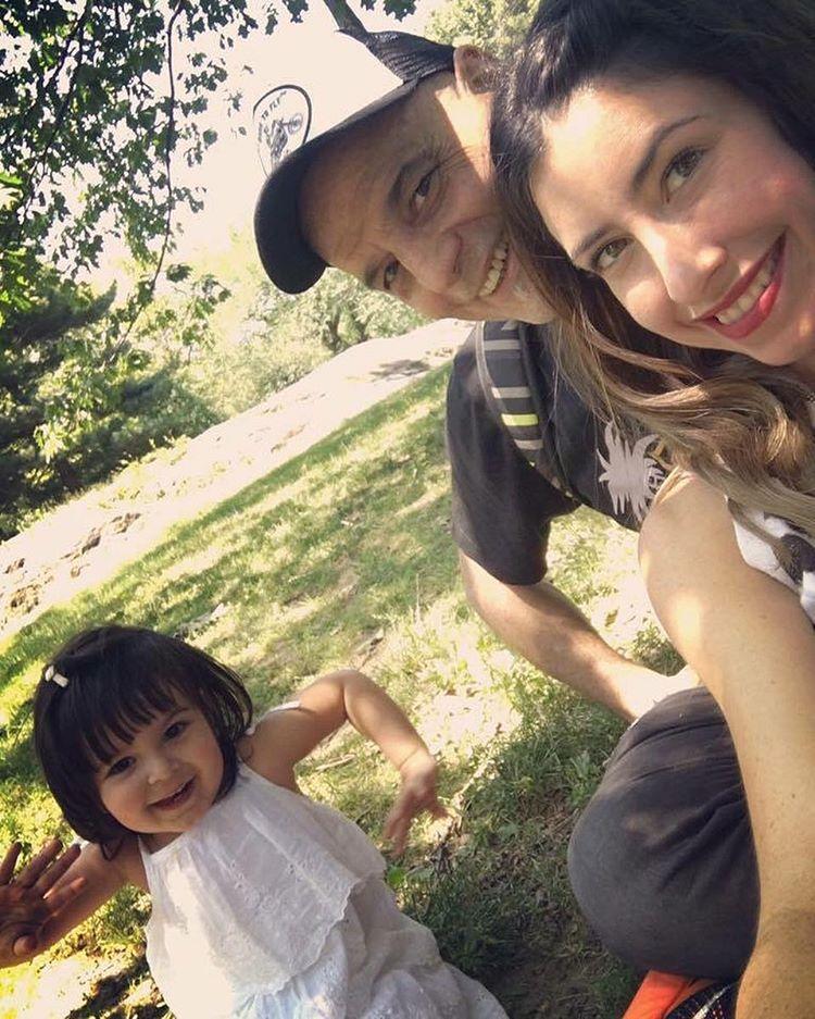El maestro @zbosio y su hermosa familia con gorra @fightforyourrightok !