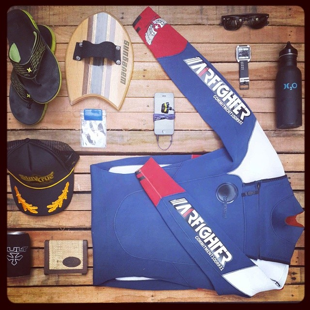 Stay True life kit #essentials #clothing #goodlife #surf