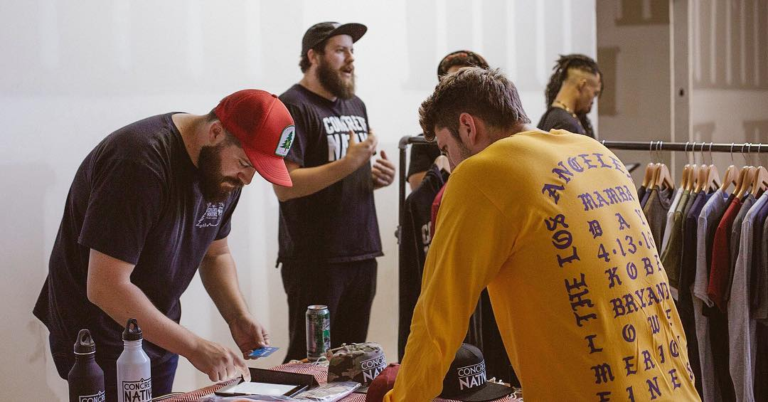 We want to say thanks one more time to @patternmagazine for having us out to their first StreetExpo. We had a great time and saw some great Indy brands! Keep up the great work and make sure you check out Pattern of you haven't already! #streetwear...