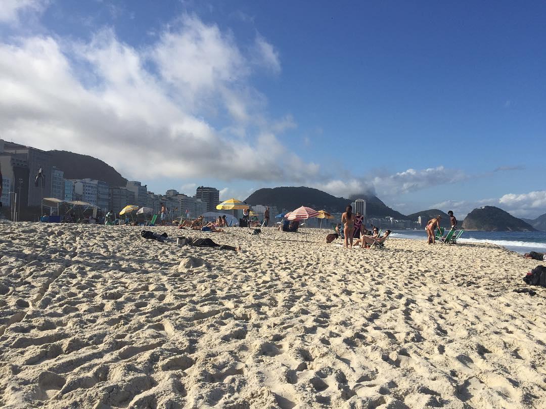 #TaTranquiloTaFavorável #rio2016