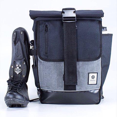 Clásica y moderna. Funcional y con estilo. Mochila y alforja.  Independencia. #bag