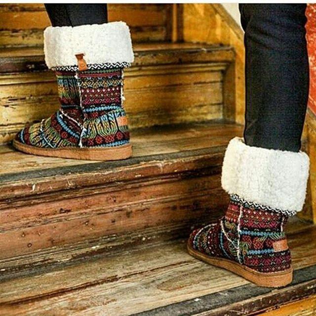 En @goodpeoplearg encontras nuestras botitas Confy para combatir este frío  Comodidad y estilo.