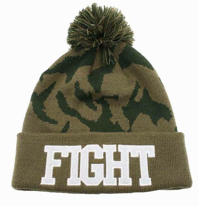Vos ya tenes tu beanie @fightforyourrightok ? #actitudfight