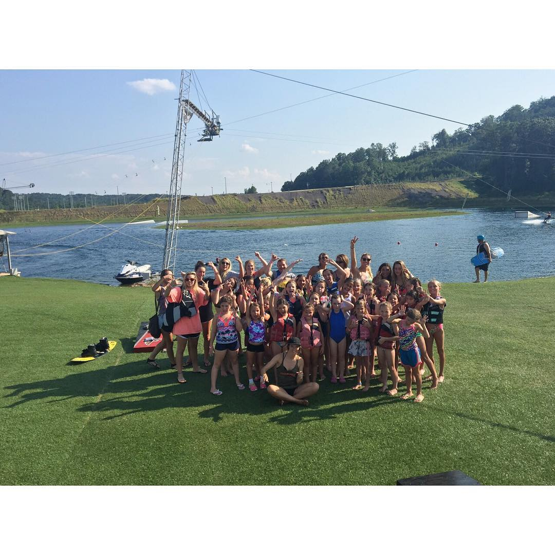 Thanks to all the ladies that came out to @terminuswakeatl's girls wakeboard clinic in Atlanta this week!  #GirlsRideTerminus @marilynpruitt @callaway98 @mattiearmer_ @mckenna_kylie @ericatibbs @nickestes @robbie_brown12