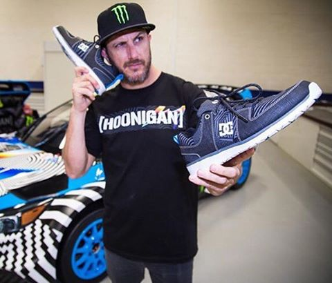 My 2016 race livery signature @DCShoes don't work very well as a phone. But they're really comfortable… and design-inspired by my racecars. Available now at DC Shoes online and finer retailers! #hello #isitHHICyourelookingfor #lionelritchienotadele...