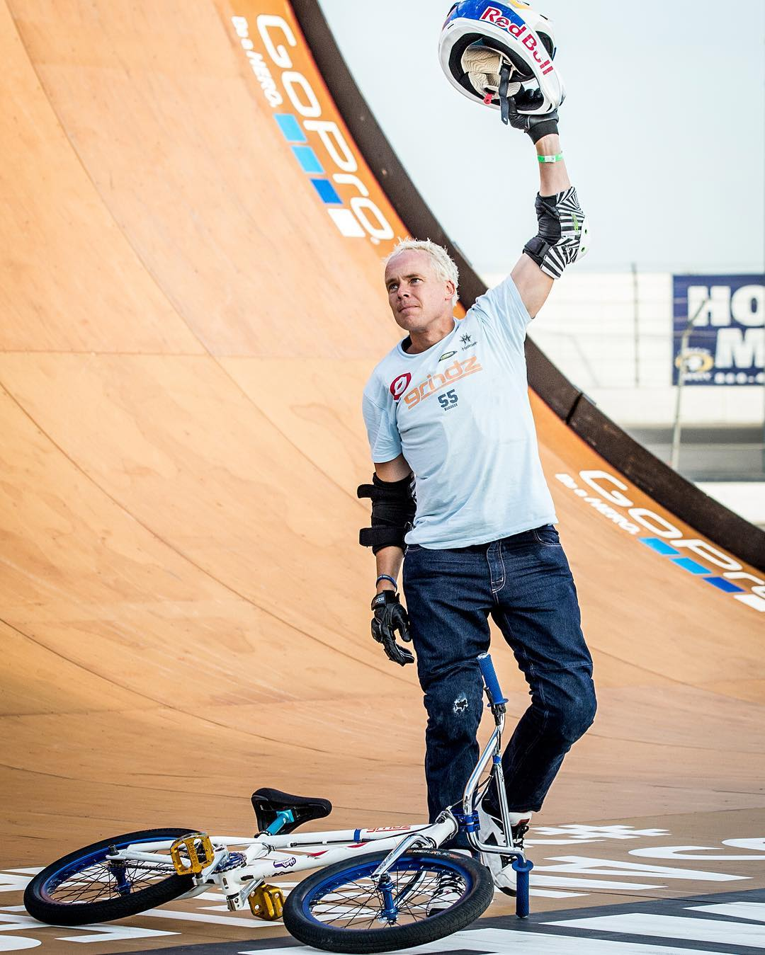 @KRobBMX • 44 years old • East Providence, R.I. • 18 #XGames starts • 10 total medals • 4 gold • 6 bronze