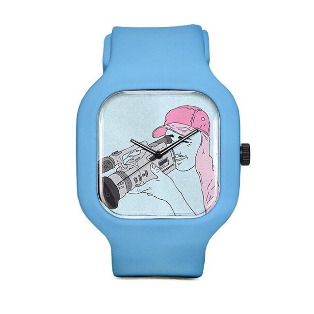 You could win one of these Ramshakle Skateboards X @modifywatches ! Head to www.ramshakleskateboards.com and follow the front page link. This watch and many more also available on our webstore