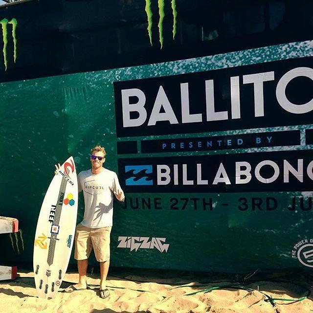 @leleusuna representando a la #Argentina en Ballito, Sudáfrica!
