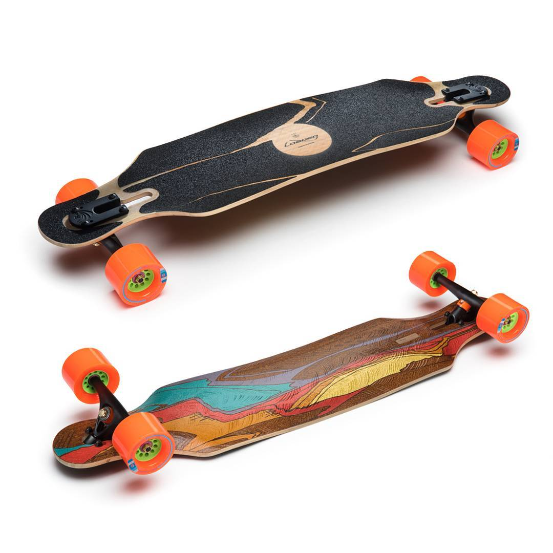 The Loaded Icarus: the carving board, reimagined.  Loaded pioneered the flexible drop-through board with the Dervish in 2007 and the Tan Tien in 2012. We've returned to our carving roots using many of the things learned over the past few years from our...