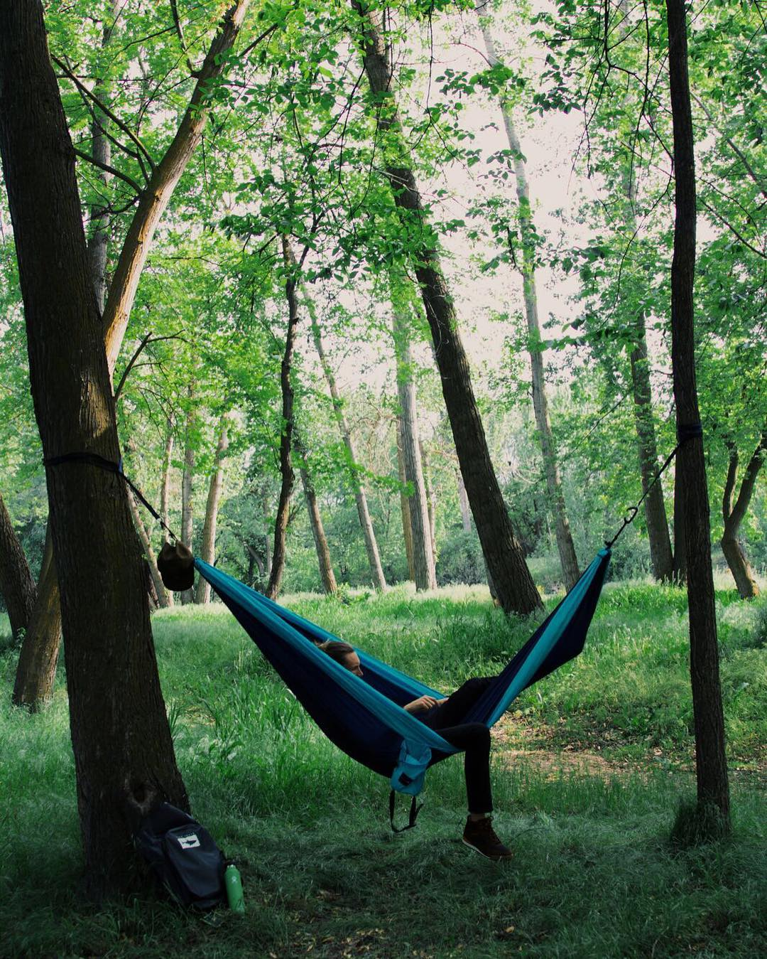 Everyone likes free hammocks - right?! We're giving away that & more, check the link in our bio. Giveaway ends tomorrow at midnight!