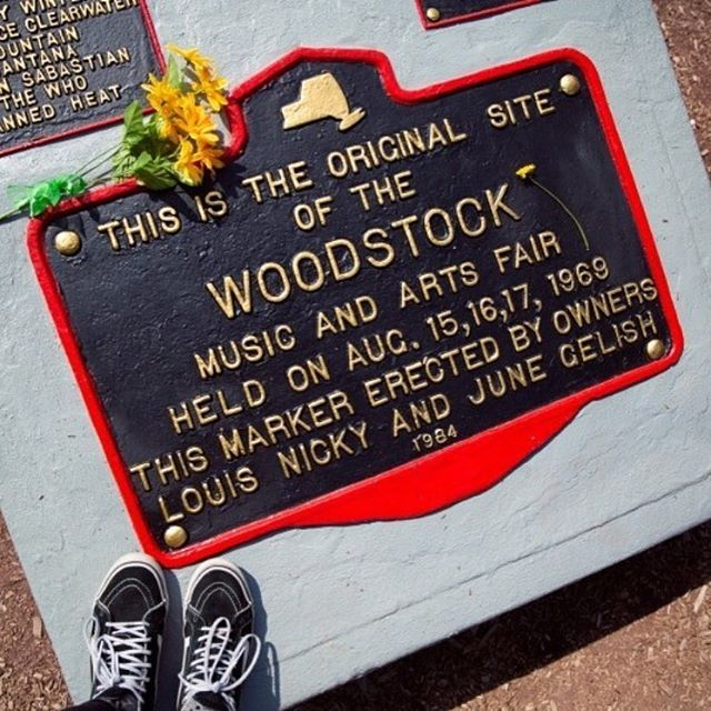 The Original site of the Woodstock - The Original #Sk8Hi